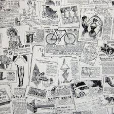 Image result for vintage newspaper wallpaper