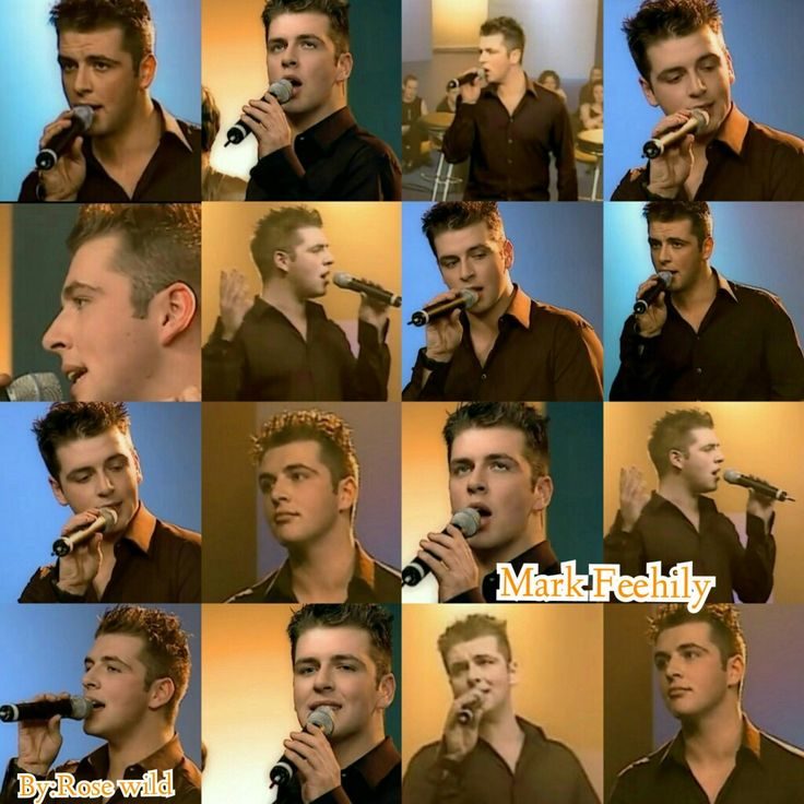 Markus Feehily/by;Rose wild