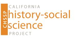 California History - Social Science Project | The History Blueprint Team is a group of historians and history teachers who design innovative instructional tools.  Their work is directed by the California History-Social Science Project and supported by the generosity of its many partners. Access the free Civil War unit here, and learn about other units that are being developed