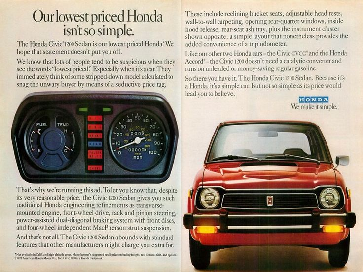 1977 honda civic my first car the oil light was always for Honda civic check engine light