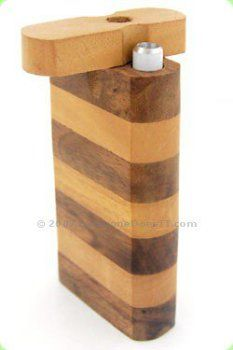 One Hitter Dugout Pipe From RedEyesOnline.com                                                                                                                                                                                 More