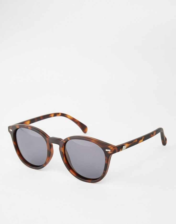 Le Specs - Bandwagon Matte Tort (Polarised)