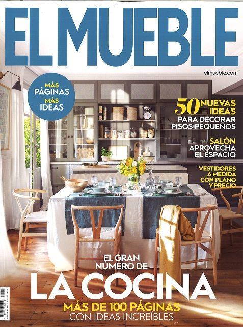 EL MUEBLE nº 681 (Marzo 2019) | Revistas | Muebles, Muebles de ...