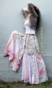 Image result for shabby chic clothing bohemian