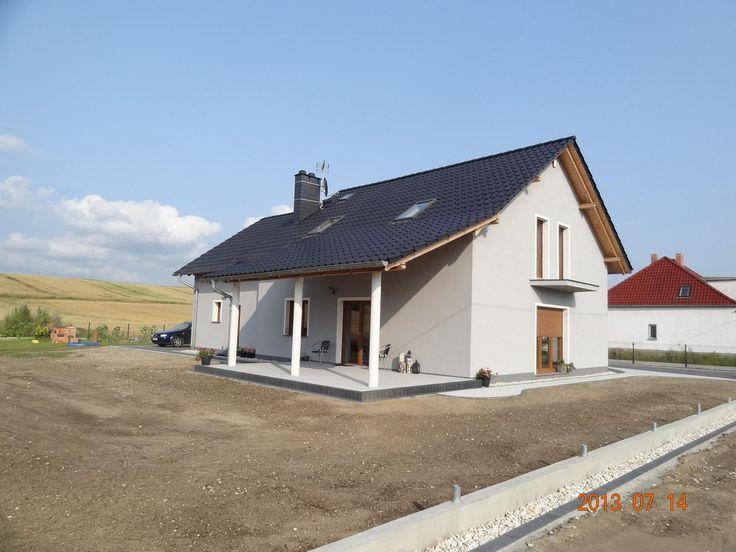 Projekt domu Bryza 2