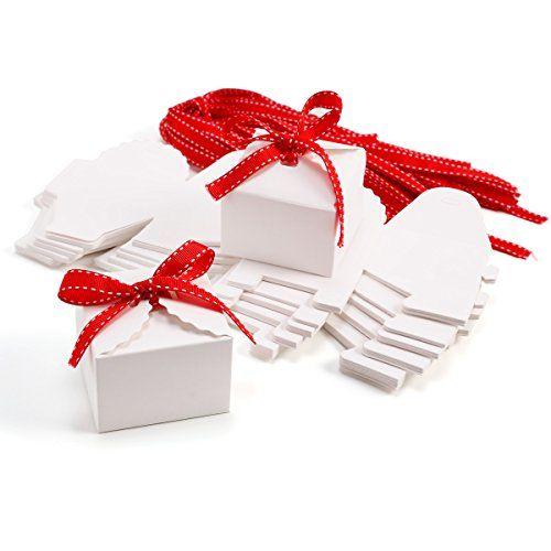 50 x weiß Hochzeit Gastgeschenk Bonboniere Box Geschenkbo... https://www.amazon.de/dp/B01KEXL380/ref=cm_sw_r_pi_dp_x_vpeVybNDZHXVM