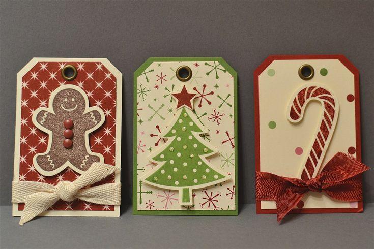 Christmas tags - Scensational Season