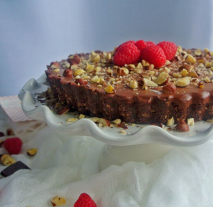 Sinfully Delicious Raw Chocolate Cake | Recipe | Chocolate cakes ...