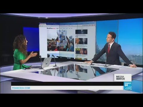 Media coverage of Kenya's supreme court ruling FRANCE 24 English
