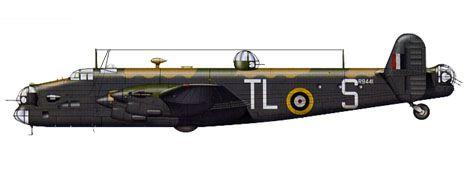 Handley Page Halifax B.II Serie 1, 35º Escuadrón, Royal Air Force, Febrero de 1942. Pin by Paolo Marzioli