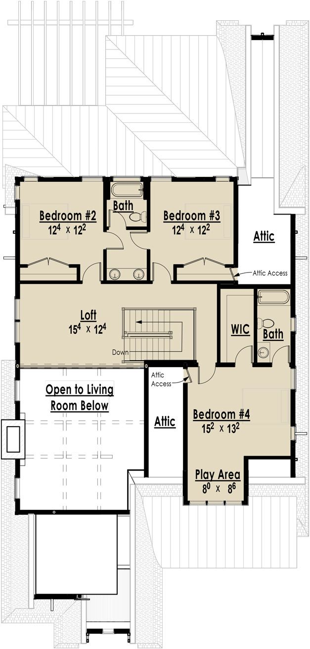 171 Best Home Ideas Images On Pinterest | House Floor Plans, Dream House  Plans And Small House Plans