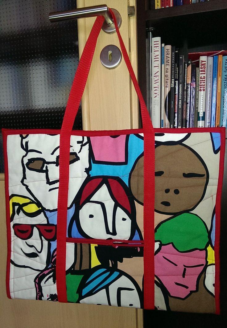 Umelecká taška na výkresy