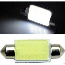 3W LED Bilpære til bilens kabinelys - 35mm