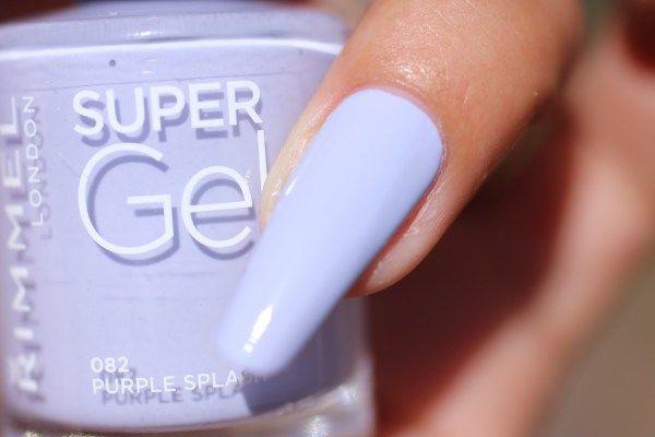 Review: Rimmel London Super Gel Spring Look nagellak