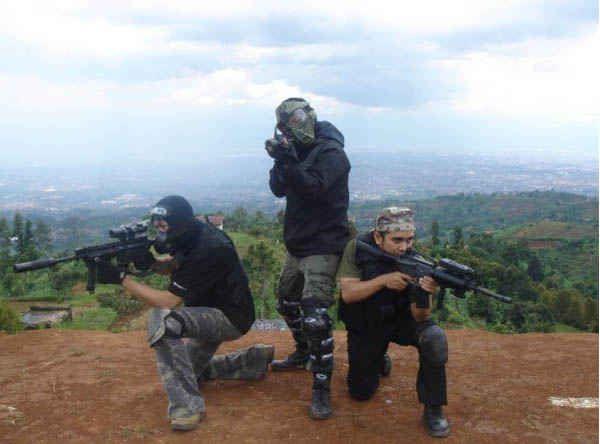 Airsoft Gun Outbound Bandung