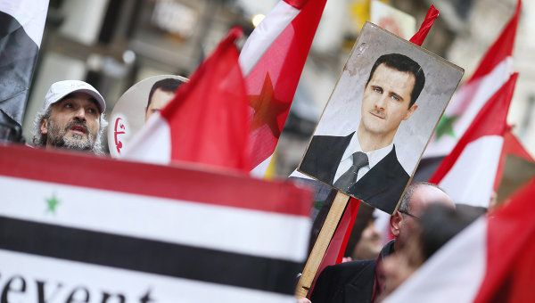 Siria lucha contra el terrorismo y el conflicto no es una guerra civil - Soy Armenio