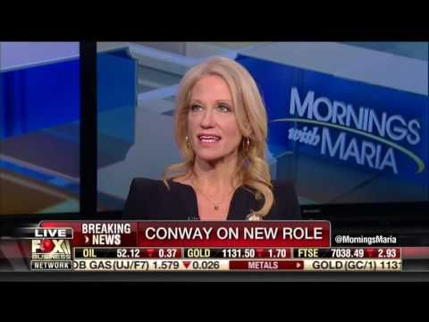 """MUST WATCH: Kellyanne Conway PUNCHES BACK After Juan Williams Questioned How She Could Work And Raise 4 Kids: """"I don't play golf and I don't have a mistress"""" [VIDEO] » 100percentfedUp.com"""