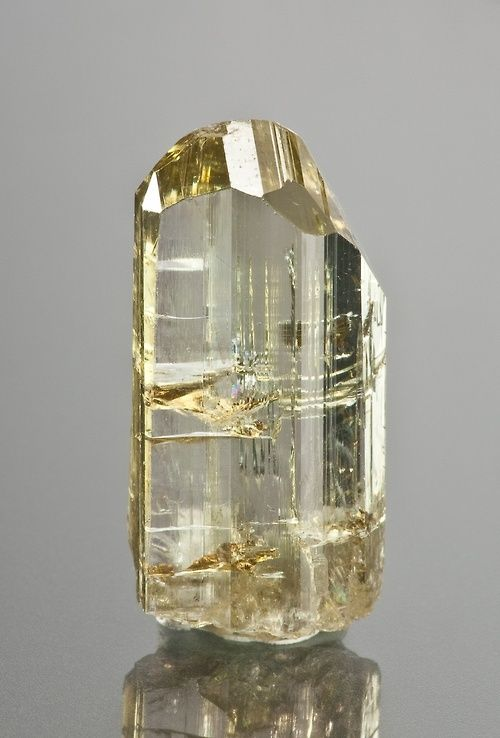 yellow tanzanite