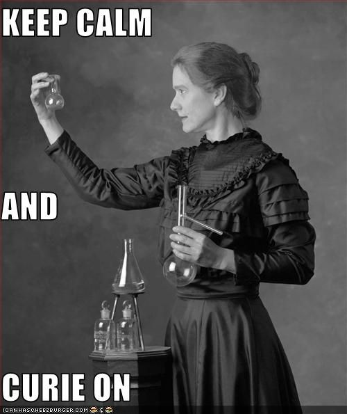 This made me pumped and made me laugh at the same time.  Great for women's history month in your class.