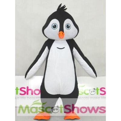 Déguisement Mascotte Pingouin Adulte Costume de Pi...