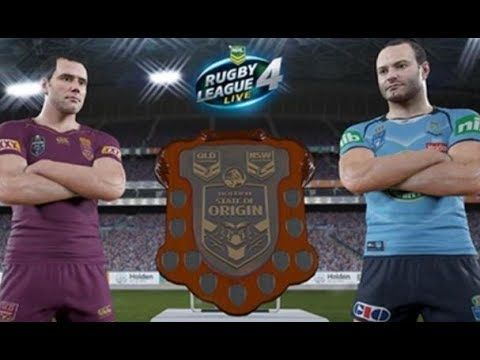 RUGBY LEAGUE LIVE 4 |  NSW STATE OF ORIGIN DECIDER