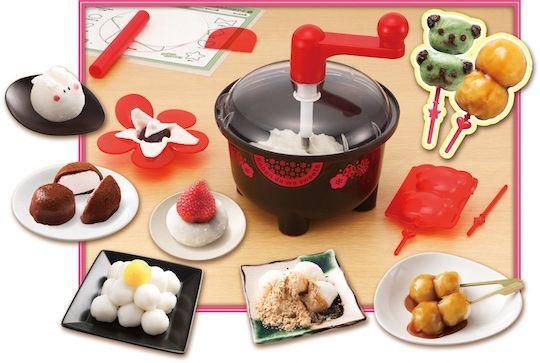 Gohan de Wa Japanese Sweets from Rice Maker