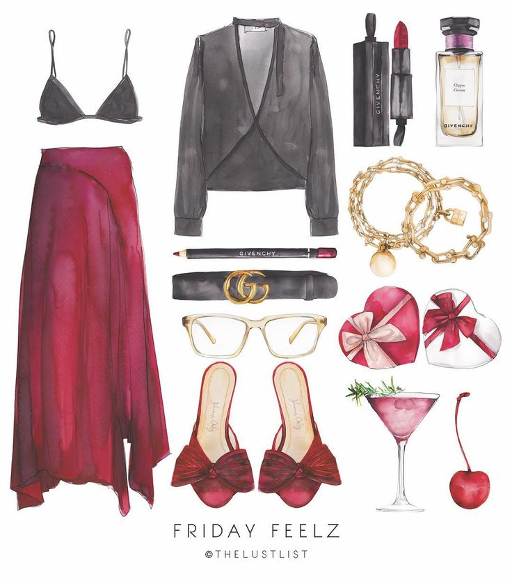 """THE LUST LIST on Instagram: """"FRIDAY FEELZ 