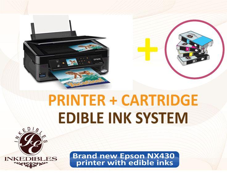 Edible Cake Decoration Printer : 1000+ ideas about Edible Ink Printer on Pinterest Edible ...