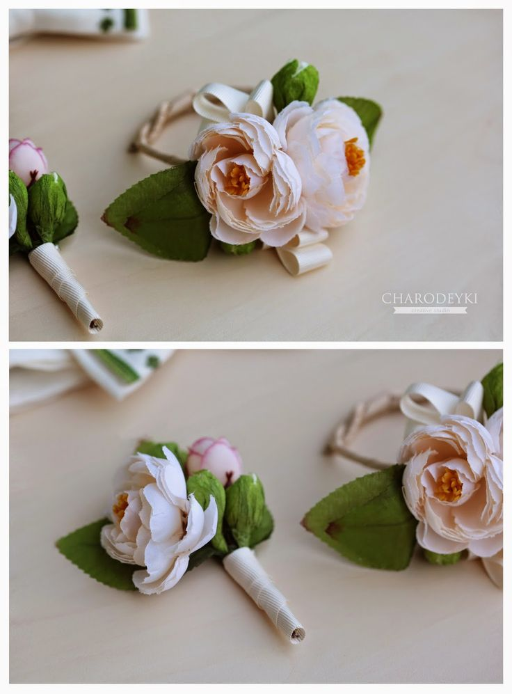 Wedding accessories from Charodeyki studio