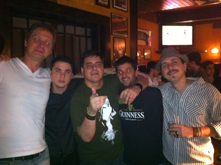 Pub Goers