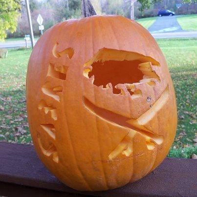 31 best sabres pumpkins images on pinterest gourds pumpkins and