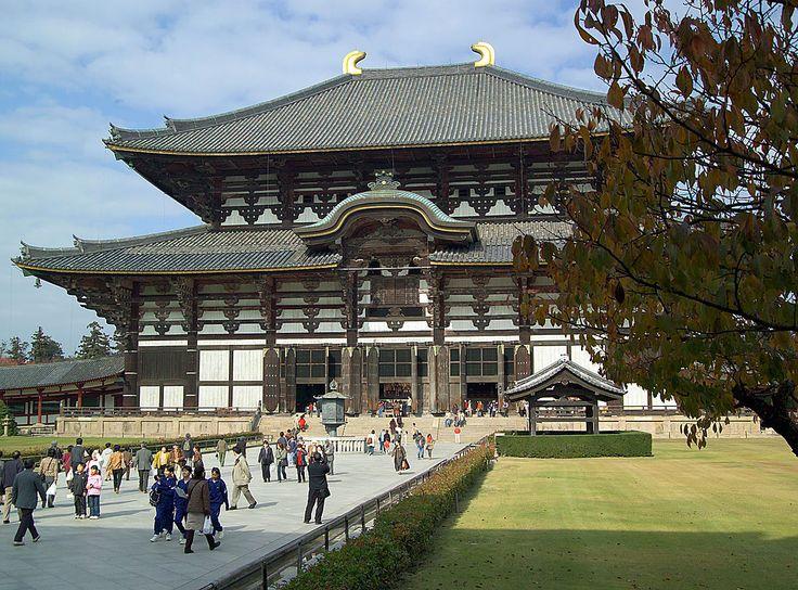 Ιαπωνική βουδιστική αρχιτεκτονική - Βικιπαίδεια