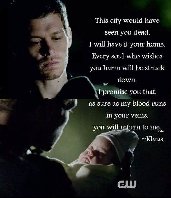 Klaus Mikaelson Quotes: 37 Best CLAIRE & PHOEBE Images On Pinterest