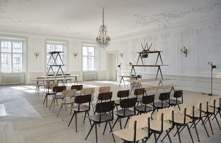 Hay Result Stoel : Van innovatief naar iconisch design de result chair door hay en