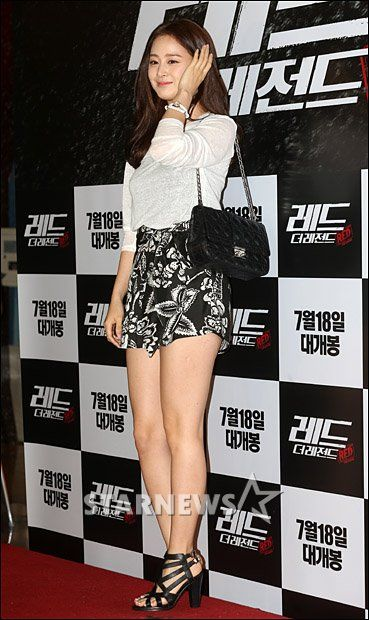 """[Gallery] Lee Min Jung, Kim Tae Hee, Baek Ji Young and More Attend """"Red 2″ VIP Premiere"""