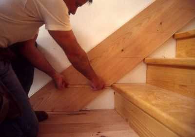 I will need this tutorial to figure out how to make the staircase skirt for my existing stairs.