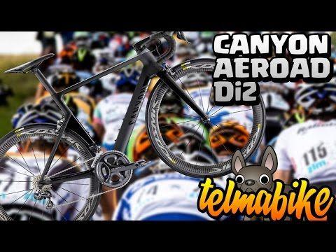 Canyon Aeroad Di2 Ultegra - Videos de Ciclismo
