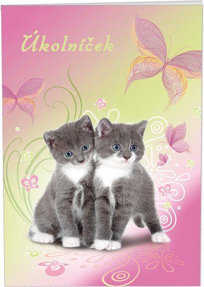 Úkolníček kočičky