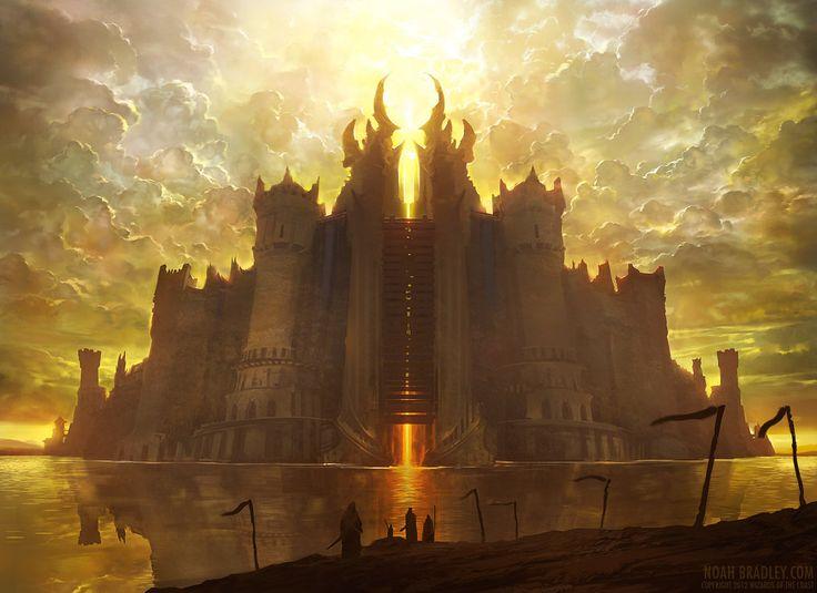 Moat  Illustration fantasy