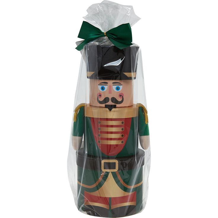 Stacking Nutcracker Ornament - TK Maxx