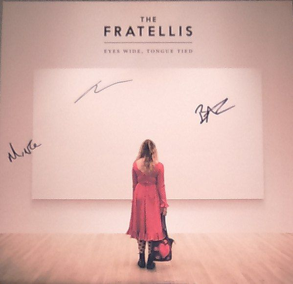 The Fratellis - Eyes Wide, Tongue Tied LP