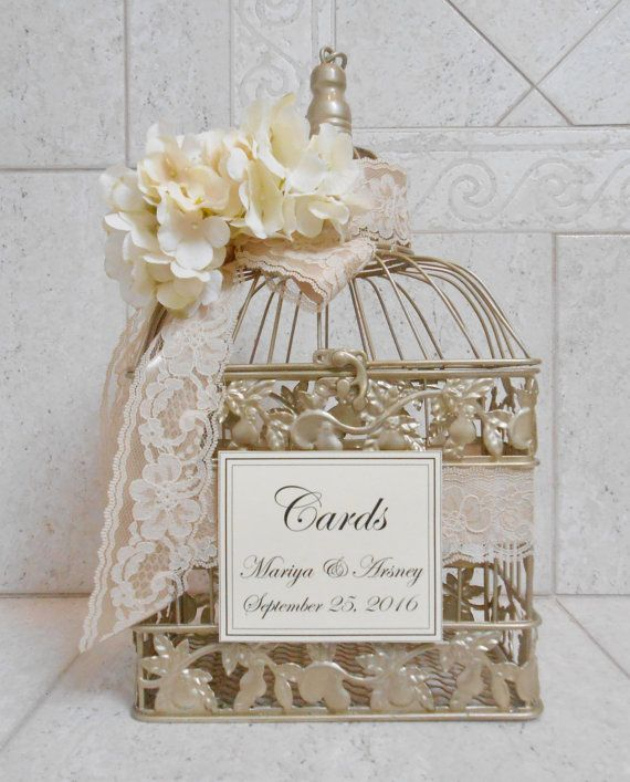 Birdcage Wedding Card Holder: 1000+ Ideas About Birdcage Card Holders On Pinterest