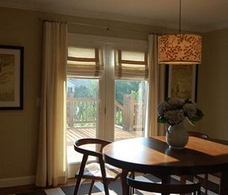 french door window treatments the other window treatment choice beside french door shades