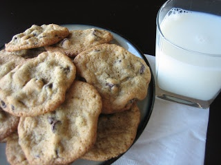 Alice's Chocolate Chip Cookies | sweets | Pinterest | Chocolate Chip ...