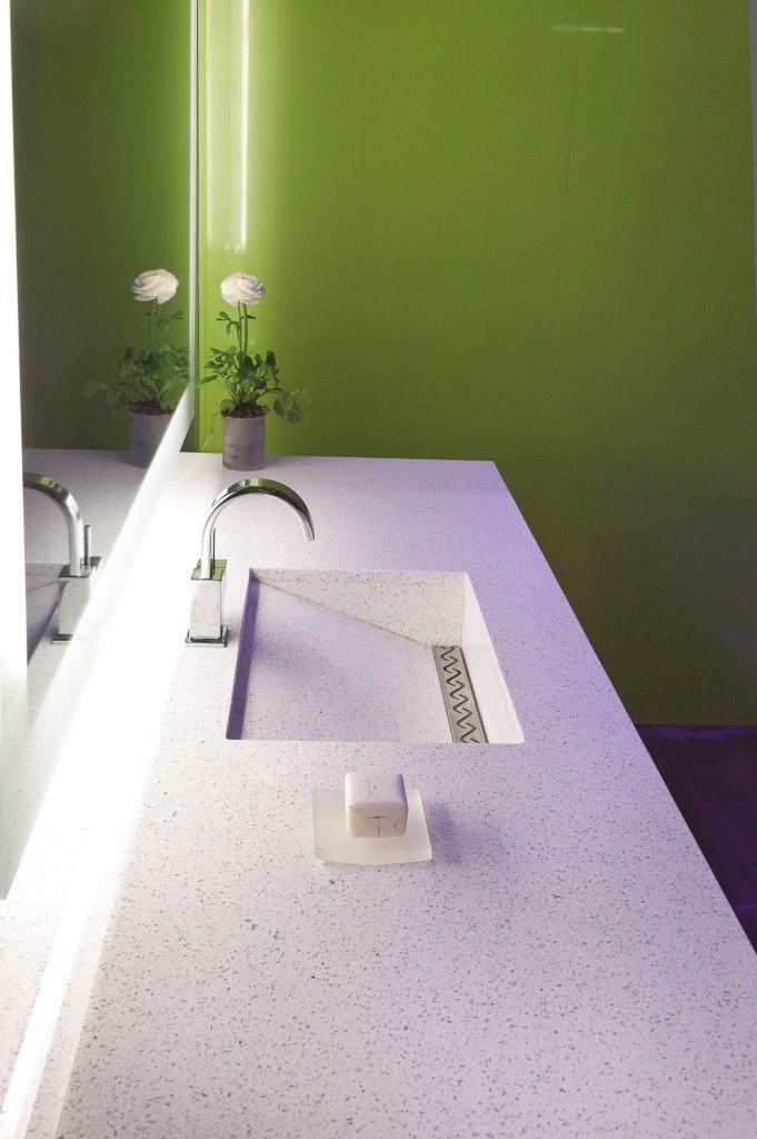 96 best images about silestone bathroom on pinterest - Silestone showroom ...
