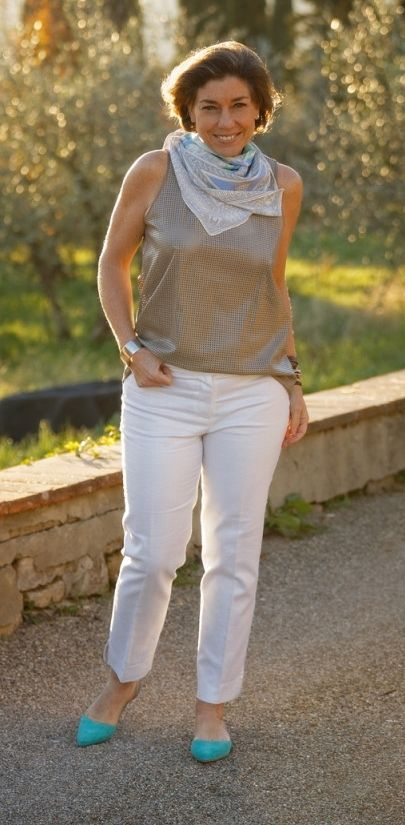Looks modernos e fashion para senhoras antenadas