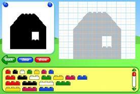digitaal bord huis bouwen