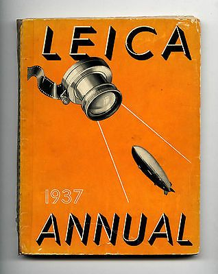 1936-Gravure-LEICA-PHOTO-ANNUAL-New-Vision-FSA-180-Page-Spiralbound-PhotoBook
