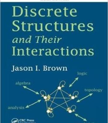 Discrete Structures And Their Interactions PDF