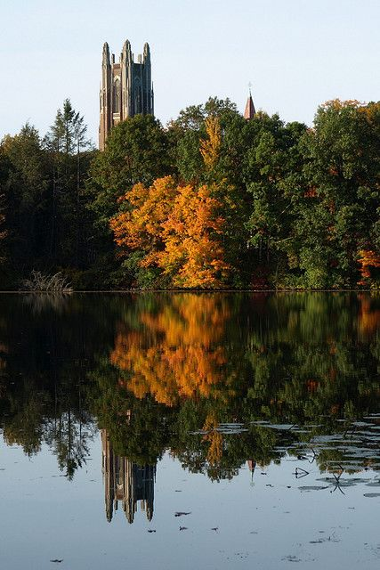 Lake Waban At Wellesley College A College Campus I Grew Up On Reminding And Motivating Me To